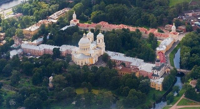 Александро- Невская Лавра