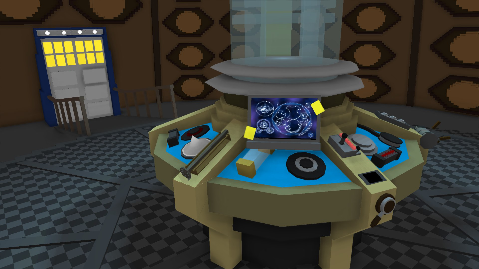 10th tardis interior rig rigs mineimator forums