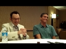 Interview With Michael Emerson Jim Caviezel Of CBS Person Of Interest At Comic-Con 2012