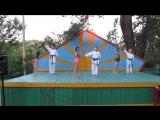 Каратэ и худ.гимнастика