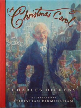 Ч. Диккенс. Рождественская песнь