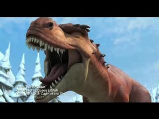 Ледниковый период 3 Эра динозавров/Ice Age: Dawn of the Dinosaurs (2009) Музыкальное видео «Walk the Dinosaur»
