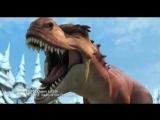 Ледниковый период 3 Эра динозавровIce Age Dawn of the Dinosaurs (2009) Музыкальное видео Walk the Dinosaur