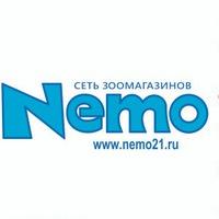 """Сеть зоомагазинов """"NEMO"""" Животные,Корма,Аквариум"""