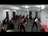 Go-Go / High Heels / Black Cat dance studio / Calvin Harris - How deep is your love
