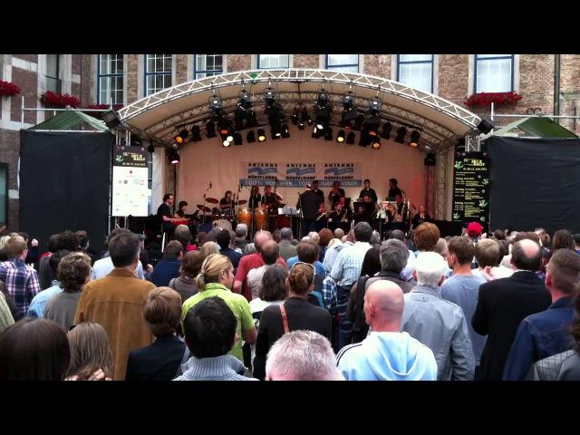 FH Big Band - Moanin' (Charles Mingus)