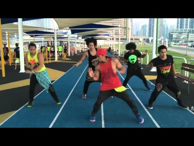 Move Shake drop -Pitbull  Zumba® fintess Choreo by Penzky Viray