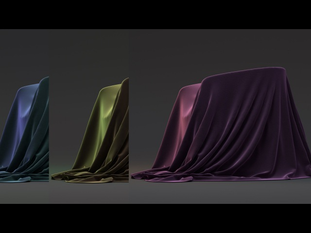Tutorial No.41 : Creating realistic fabric shaders in Arnold For Cinema 4d , Part 01
