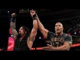 WWE La Roca Regresa En Espa