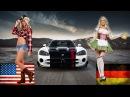 Немецкие Автобаны vs Американские Хайвеи - Сравниваем
