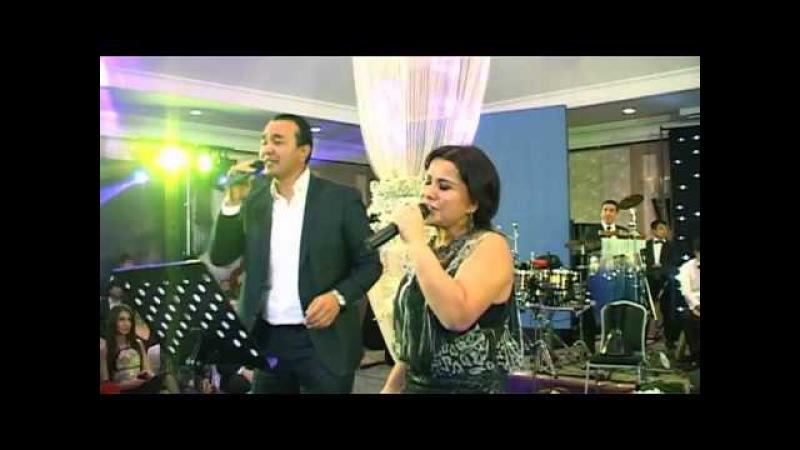 Yulduz Usmonova va Ozodbek Nazarbekov Dilfuza live version