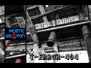 KINETIC WEAPON Industrial dance by Irida & Iridium (T-error 404 - Only Love)