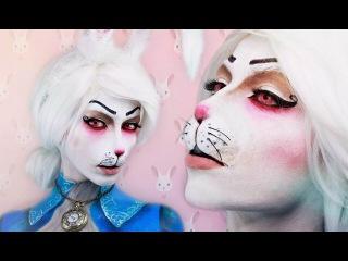 White Rabbit + Prosthetic MAKEUP TUTORIAL | Anaïs Marion