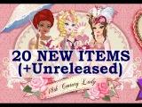 STAR GIRL NEWS: 20 NEW ITEMS НОВЫЕ ВЕЩИ 新东西 新しいアイテム in Latest Update (14th-15th April 2016)