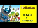 What is Pollution its Types and Prevention (EVS Lesson for Kids)