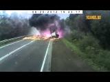 Отказали тормоза #3  Аварии Грузовиков 2014  Подборка ДТП  дальнобойщики, фуры, ужасные аварии