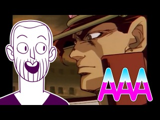 Amazing Animation Analysis - Jojo's Bizarre Adventure