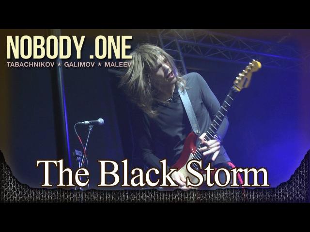 Nobody.one - The Black Storm. MAAK MY JAS TOUR '16. Москва, клуб VOLTA (06.03.2016)
