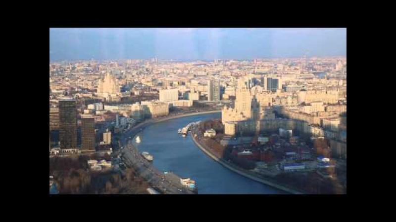 Ресторан на 62 этаже sixty . Москва Сити. Башня Федерация. » Freewka.com - Смотреть онлайн в хорощем качестве