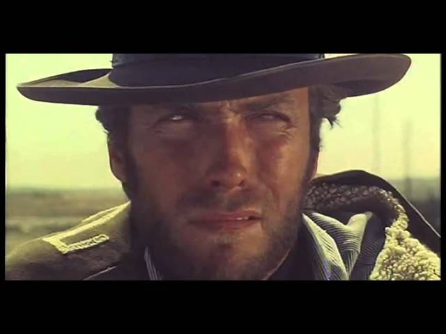 ''For a few dollars more'' duello final - Ennio Morricone-Carillon (1965)