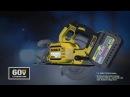 How DEWALT® FLEXVOLT® 20V 60V* MAX Batteries Work