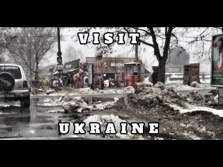 Visit Ukraine: We are open for tourism!