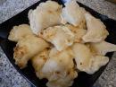 Постные блюда Вареники с картошкой
