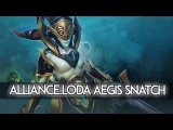 Alliance.Loda Aegis Snatch vs. Na´Vi