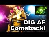 Refresher Invoker Comeback! - No Diggity Ad Finem - Manila Major Dota 2