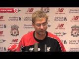 Liverpool 2:2 West Brom − Jurgen Klopp's Post Match Press Conference