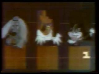 staroetv.su / Спокойной ночи, малыши! (1-й канал Останкино, март 1995) Хрюша собирается в путешествие