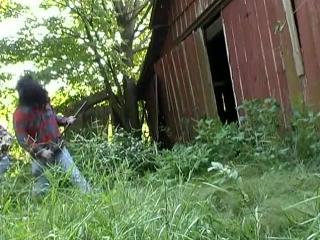 Похищение деревенщины инопланетянами - inbred redneck alien abduction (2004)