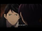 Бездомный бог 2 сезон 9 серия / Норагами 2 сезон / Noragami Aragoto 9 серия Анг. субтитры