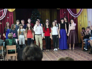 Новогодний КВН-музыкалка