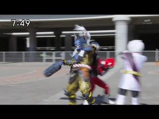 [dragonfox] Shuriken Sentai Ninninger - 41 (RUSUB)