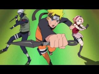 [AnimeOpend] Naruto Shippuuden 1 OP | Opening / Наруто Ураганные Хроники 1 Опенинг (720p HD)