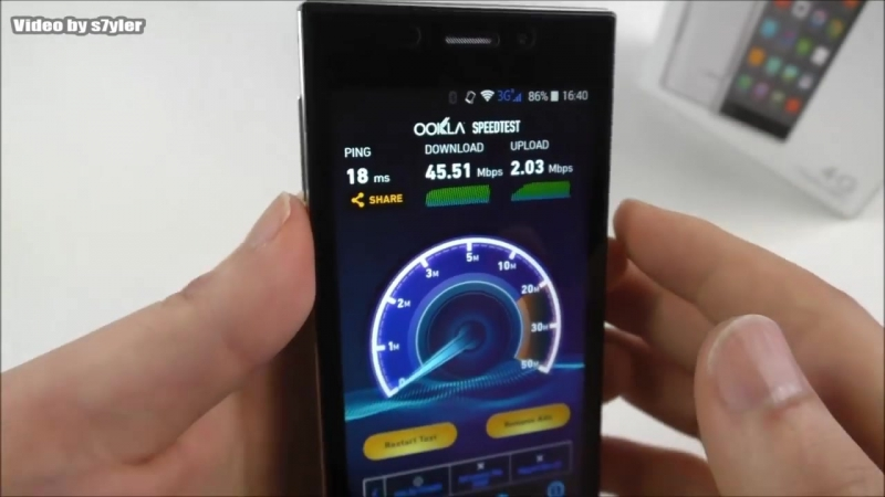 DOOGEE Turbo Mini F1 [REVIEW] Low Budget 64-bit MTK6732 1.3GHz 4GLTE, 4.5 Inch