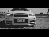 Skyline GTR R34 - A Love Story