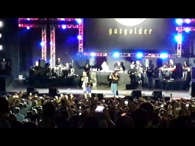 Баста - Это Всё (Live, Москва 2013.07.18)