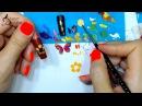 Вебинар Жостово часть 9 Подготовка к уроку в Мастергруппе обучение жостовской росписи ногтей