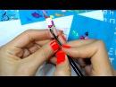 Вебинар Жостово часть 8 Подготовка к уроку в Мастергруппе обучение жостовской росписи ногтей