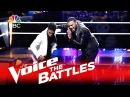 "The Voice 2016 Battle - Bryan Bautista vs. Malik Heard: ""It's a Man's, Man's, Man's World"""