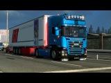 [ETS2 v1.22] Scania R & Streamline Mega Mod + Cabin Accessories DLC