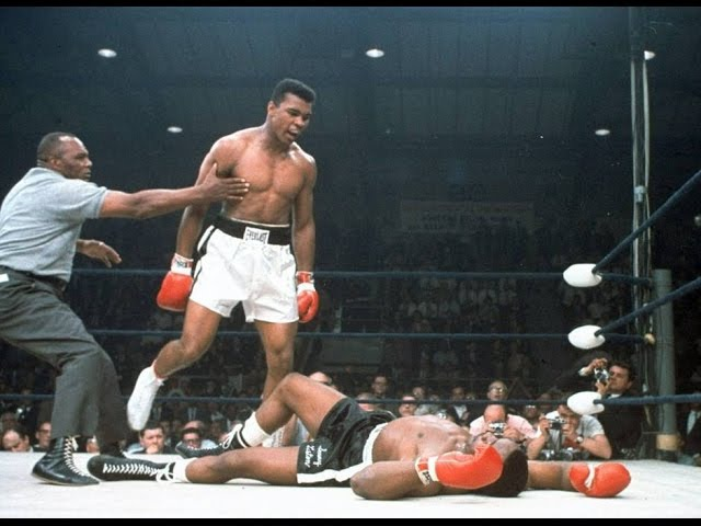 Muhammad Ali vs Sonny Liston II Legendary Night HD