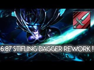 Patch Changes Dota 2 - Stifling Dagger Rework!