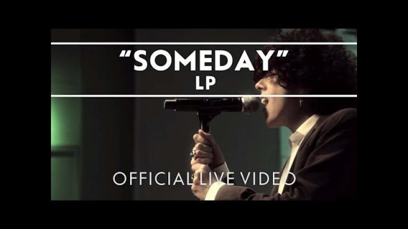 LP Someday Live