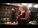 Metallica & Rob Halford - Rapid Fire (Live Golden Gods Tuning Room 02-05-13) HD