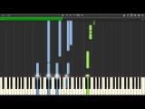 Мика Ньютон - В плену Piano (Synthesia)
