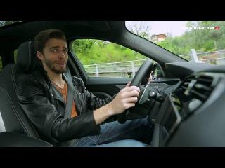 Тест-драйв Jaguar F-pace // АвтоВести