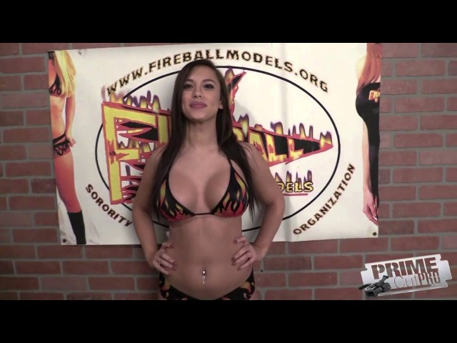 Amber Fields 2016 Fireball Model Miss January